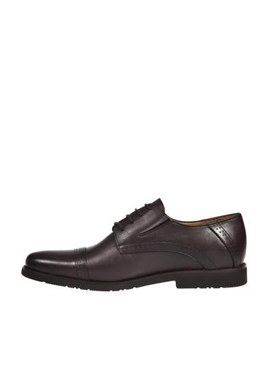 Dr.Flexer 021402 HakıkıDerıErkek Comfort Ayakkabı Kahve Kahve